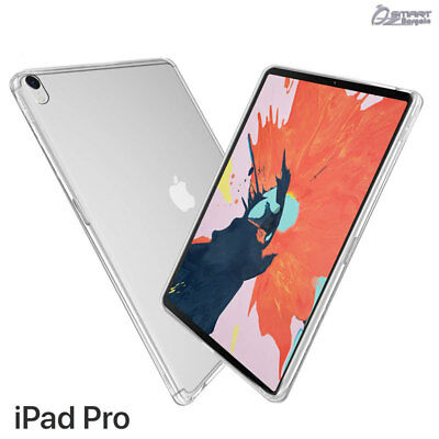 Soft Gel TPU Jelly Skin Case Cover For New iPad Pro 12.9