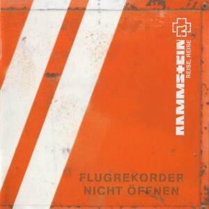 RAMMSTEIN Reise Reise CD 2004 Mein Teil Amerika Ohne Dich * TOP * NEW
