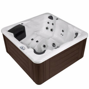 2014 Sunrise Spa Hot Tub - PRICE DROP for quick sale. like new