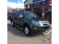 Isuzu D-Max 2.5TD ( 161bhp ) 4x4 2015MY Utah BARND NEW UNREGISTERED