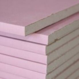 Fireline Plasterboard 8x4 12.5mm (Buy 10+ For COLLECTION ONLY...£7.90)