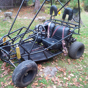 Dune Buggy / Go Cart 2 seater