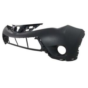 New Painted 2013 2014 2015 Toyota RAV4 Front Bumper & FREE shipping