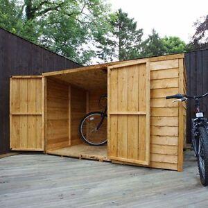 Bike Storage Shed Ebay