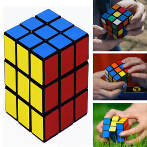 New Magic Cube Super Smooth Fast Speed Rubix 3D Puzzle Twist Classic Gift
