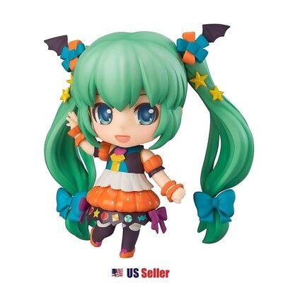 Good Smile Sega Project Hatsune Miku Sweet Pumpkin Nendoroid Co De Action Figure](Cars De Halloween)