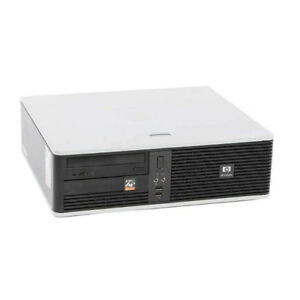 HP Compaq DC5750 Desktop PC System