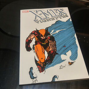 X-Men (1991 series) Vignettes #2 in Mint condition.