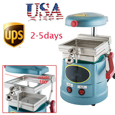 U Dental Lab Vacuum Motor Forming Molding Machine Former Thermoforming Press Fda