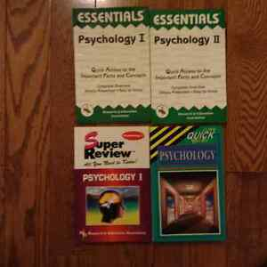 CONDENSED PSYCHOLOGY BOOKS WILL MAKE YOU A PRO