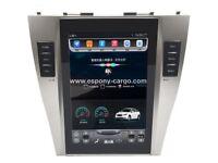 "10.4""Tesla Style Vertical HD Screen Car GPS Navigation For Toyota Aurion(V6 Camry) GSV40R 2008"