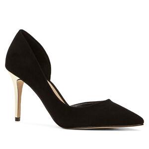 Brand New Black Heel with box