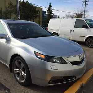2013 Acura TL SH AWD Sedan