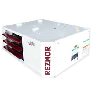 BLOWOUT SALE! TopOf Line REZNOR Garage Heaters with Installation