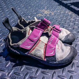 Chaussures escalade  SCARPA REFLEX (Peu utilisée)