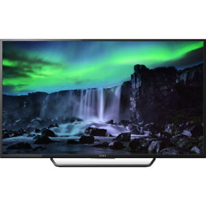 65 inch Sony smart tv with stand and surround sound