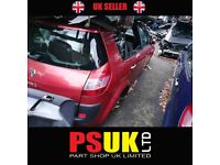 Renault Scenic (2004) For Breaking RED