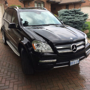 2012 Mercedes Benz GL350 BlueTec