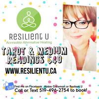 Tarot/Medium Readings
