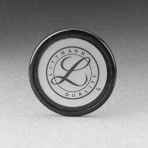 Littmann Tunable Diaphragm and Rim Assembly Model # 36556  Black