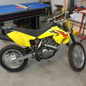 """""""New"""" DRZ 125 For sale"""