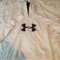 Nike and Under Armour Hoodies