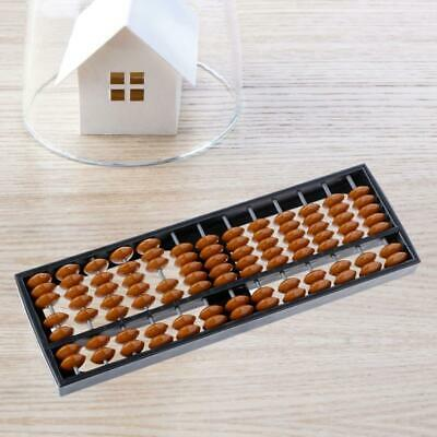 Plastic Abacus Arithmetic Soroban 13 Digits Kids Maths Calculating Tool Toys