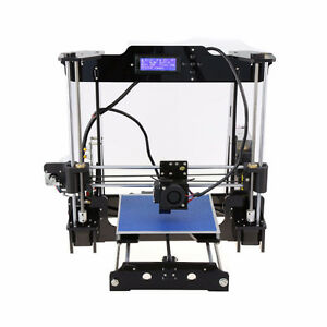 3D Printer High Precision Acrylic Auto Level Prusa i3-New in BOX
