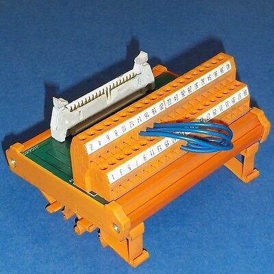Weidmuller Plc Module Board 350122 Pzb