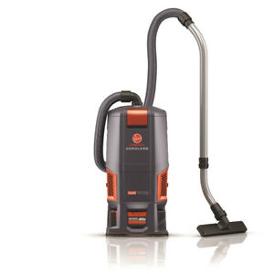 Hoover Commercial Backpack Vacuum cleaner