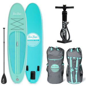 Stand Up Paddle Board Gonflable Ten Toes: Meilleur Qualité-Prix