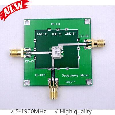 5-1900mhz Passive Frequency Mixer Rf Passive Mixer Upconversion Downconversion