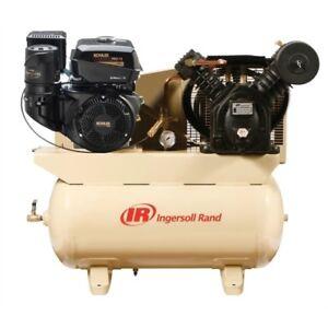 Compresseur d;air Ingersoll Rand de 14 HP Gas Drive - Koh