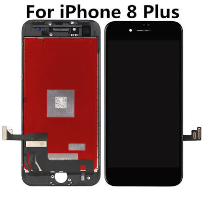 LCD Touch Screen Original For iPhone 8 plus Digitizer Assembly Replacement Parts