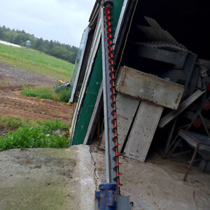 Sweep auger