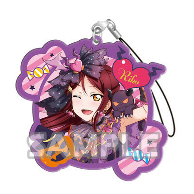 Love Live Sunshine!! Halloween Riko Character Capsule Acrylic Straps Mascot - Love Live Halloween