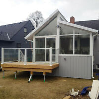 NEED A DECK BUILT IN TIME FOR SUMMER? CALL STUDIO DECKING