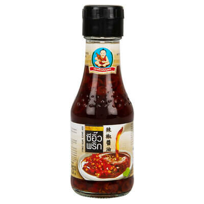 Chili Soy Sauce Spicy Spice Hot Food Black Bean Dipping Cooking Pantry Thai Food