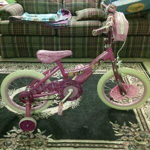 "Girls Princess Shimmer 16"" Bike"