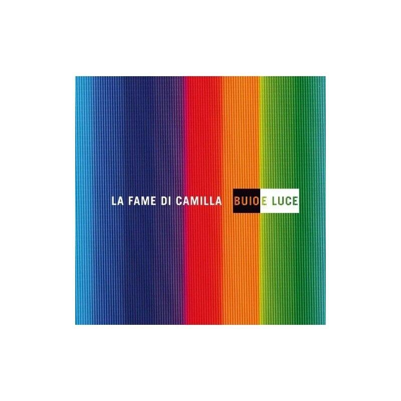 Ermal Meta - La Fame Di Camilla - Buio e Luce (cd nuovo sigillato)