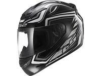 New LS2 FF352 Rookie Ranger Helmet Black/White