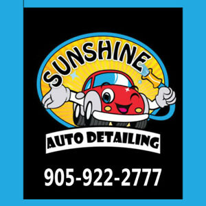 Auto Detailing in Oshawa and Area - Mobile Service Available