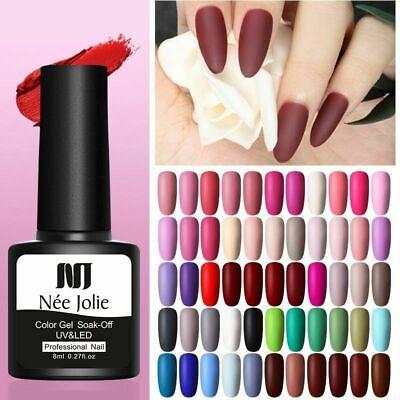 Smalto per unghie Gel rosso semipermanente impregnato di vernice UV per...