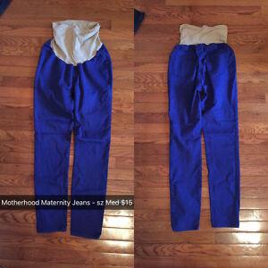 Maternity Pants/jeans London Ontario image 3