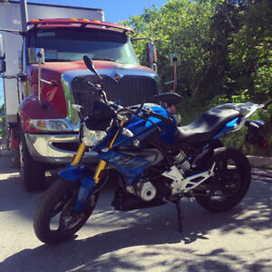 Great condition BMW G310R (no additional costs)