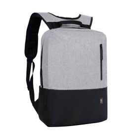 Mens Laptop Backpack Rucksack 15.6 Lightweight School Waterproof Bag