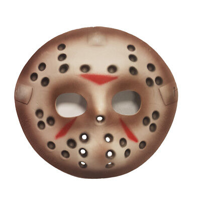 Maske Hockey Jason, Deluxe Hockeymaske Halloween