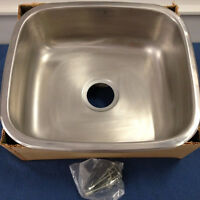 KITCHEN STAINLESS STEEL SINK