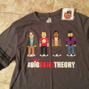 The Big Bang Theory T-Shirt Kitchener / Waterloo Kitchener Area image 1