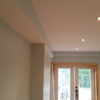 Drywall Install and Plaster Repairs